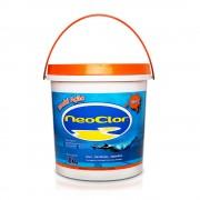 Cloro Neoclor Multiação 3 em 1  10 kg