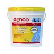 Cloro Granulado Multipla Acao Genco 10 kg
