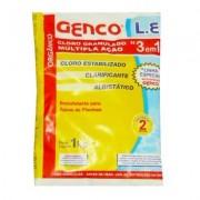 Cloro Granulado Multipla Acao Genco 3 em 1